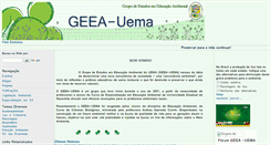 Preview of geea.uema.br